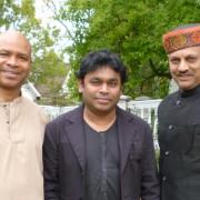 Robin, AR Rahman, Srini